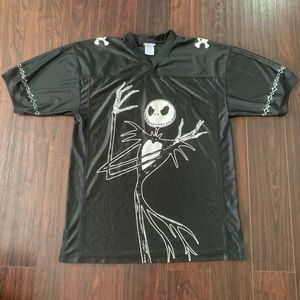 Walt Disney World Nightmare Jack skellington jerse